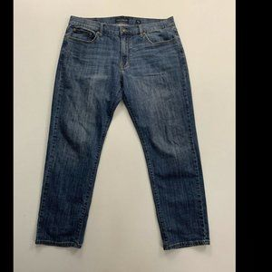 Lucky Brand Men's Blue 221 Straight Leg Jeans 36